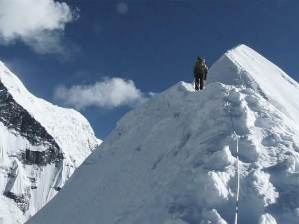 Island Peak climb