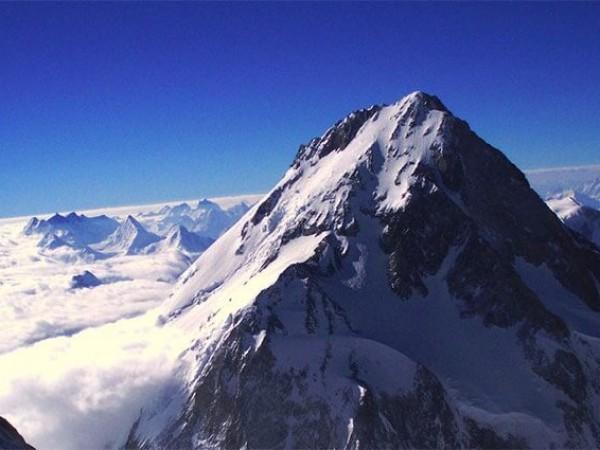 Mt. Lhotse 8516 m.