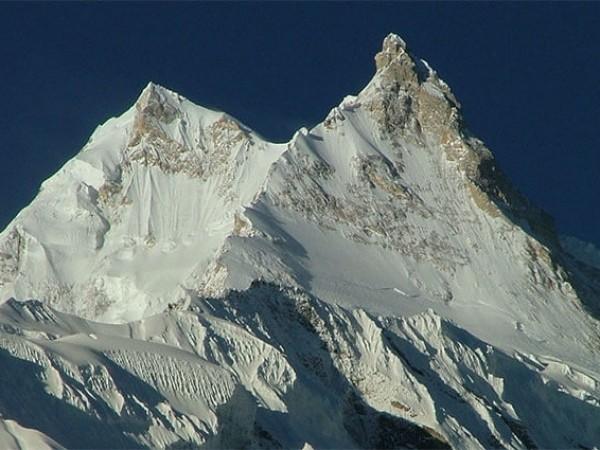 Mt. Manaslu 8163 m.