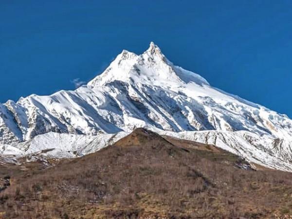 Mt. Manaslu 8163 m