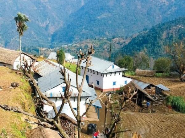 Namje Village Nepal