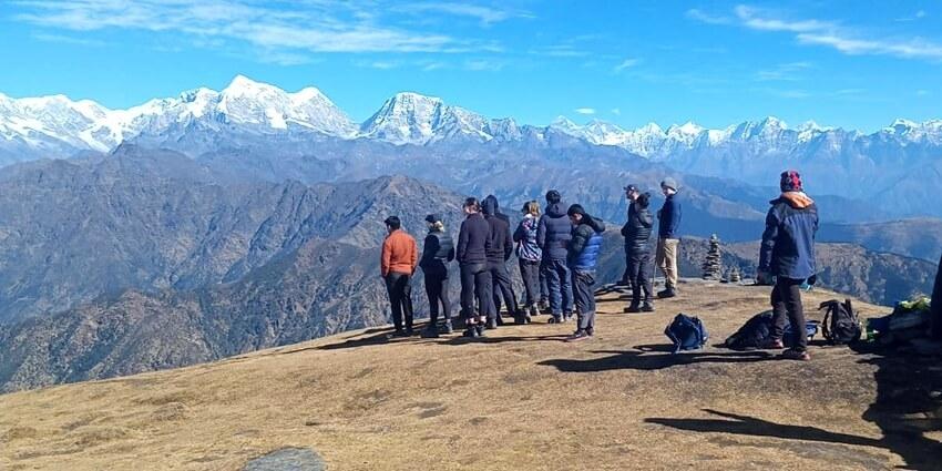 Pikey Peak trek | Pikey Peak trek Nepal itinerary