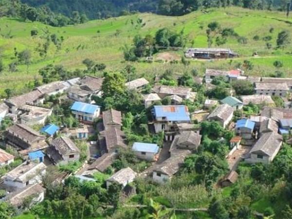 Sirubari Village, Syangja, Nepal