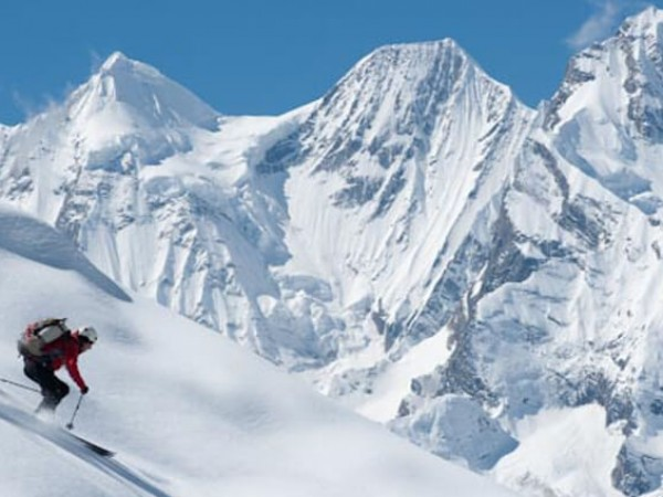 Ski in Nepal