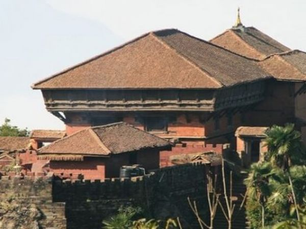 Gorkha Durbar, Nepal