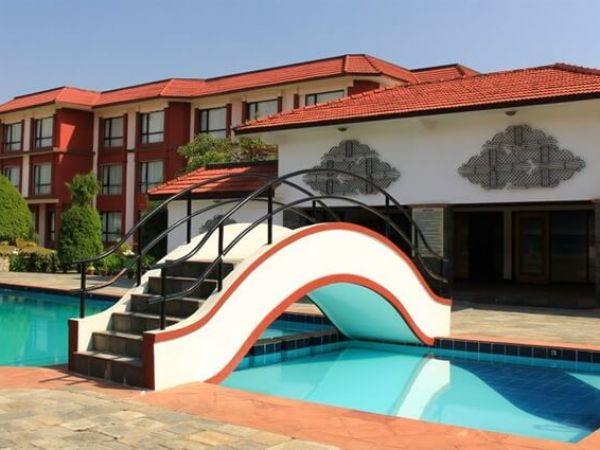 Hotel booking in Pokhara